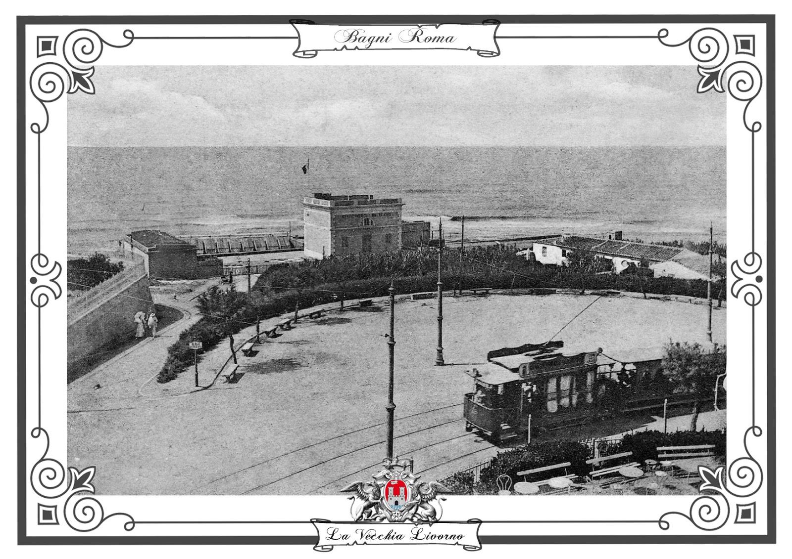 La Vecchia Livorno, immagini d\'epoca in foto e cartoline da ...
