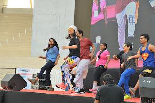 Rakul preet singh Fitness unplugged event photos
