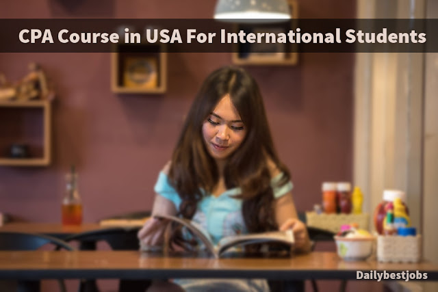 CPA course in USA for International Students