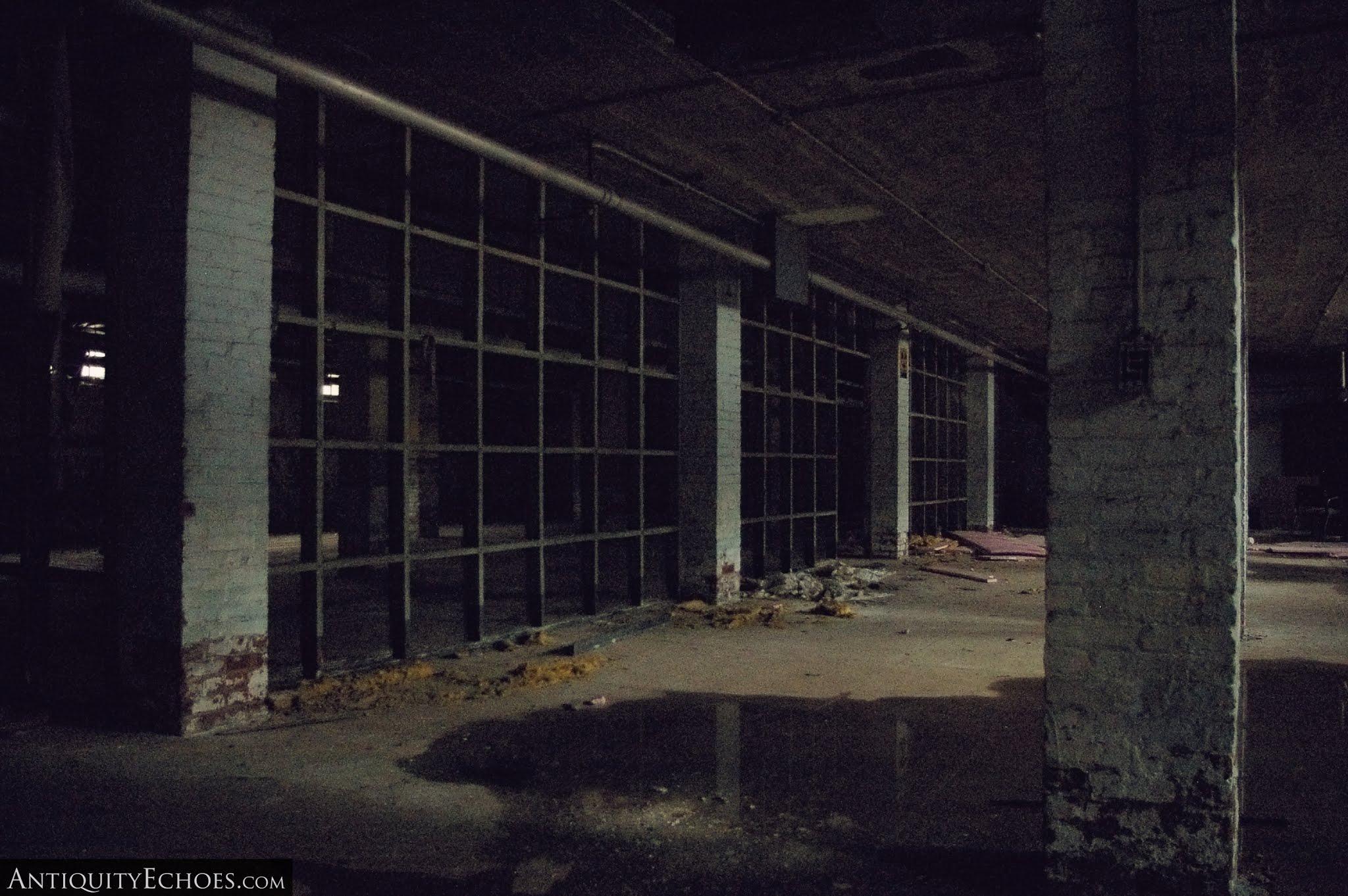 Overbrook Asylum - Empty Fallout Shelter