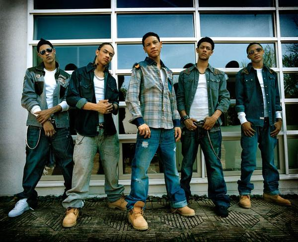 "THE RAYDIO TWINs: NEW VIDEO: B5 ""SAY YES"""