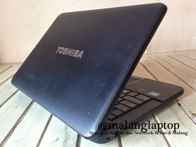 Jual Laptop Toshiba C800 Windows 8 Original
