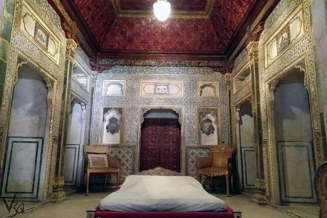 Queens chamber, Gaj Mandir