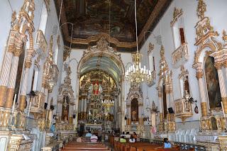 interior da Igreja de Nosso Senhor do Bonfim, Historia de Salvador, Bahia