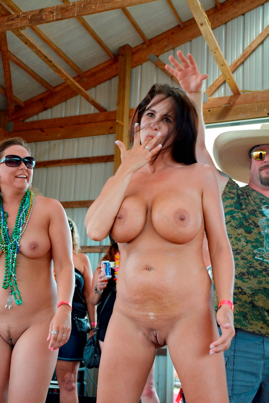hog rock naked babes