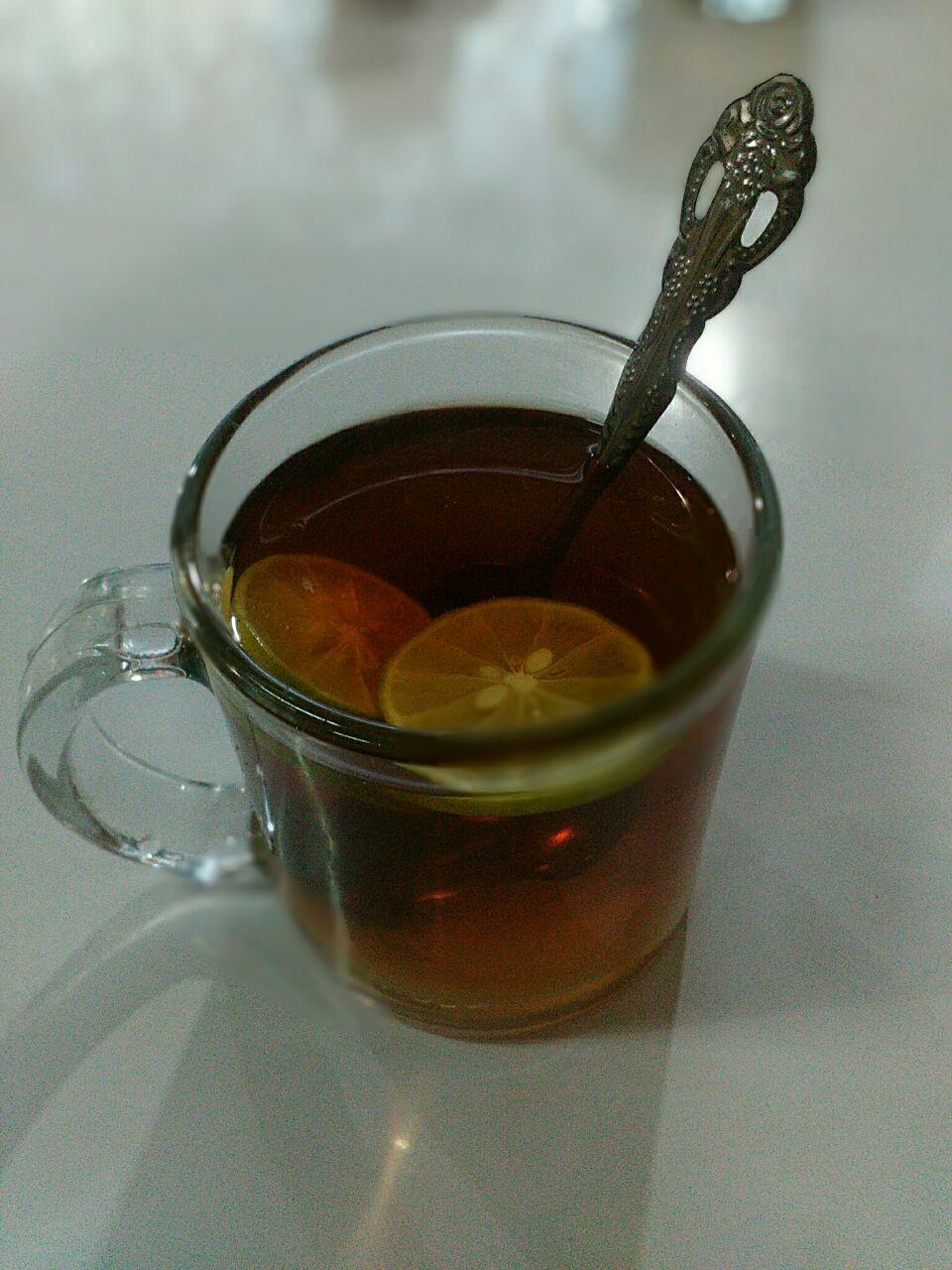 Teh Kampul Dengan Lemon Tea Serupa Tapi Tak Sama