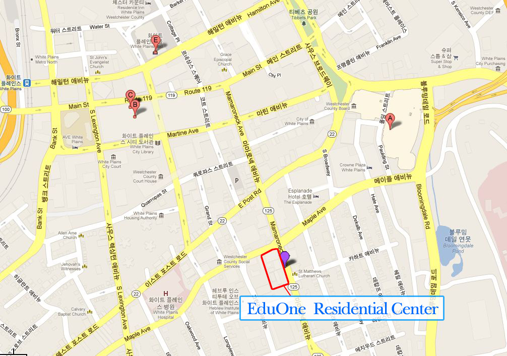 EduOne: // NY Residential Center - What's near the ... on map of columbus circle, map of chelsea, map of brooklyn heights, berkeley college white plains, map of garment district, map of ridgeway, map of manhattan, map of new roc city, map of times square, map of gramercy park, map of murray hill, map of fulton street, map of upper east side, map of sarah lawrence college, map of union square, map of central park, map of greenwich village, condos white plains, map of green acres,