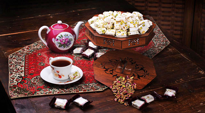 Сувениры из Ирана: персидские сладости. Подробнее в блоге itdalee.ru