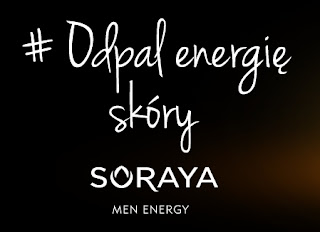 SORAYA MEN ENERGY - Energizujący balsam po goleniu i hydro-żel 30+