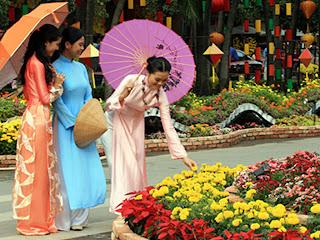 Tet: año nuevo lunar Vietnamita