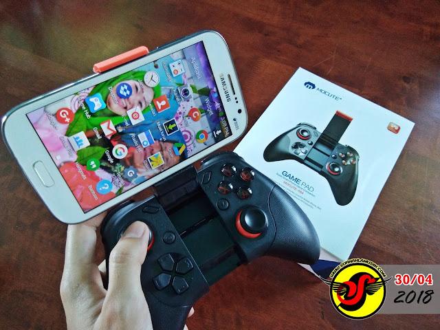 Game Handle dan Joystick Untuk Main Game Mobile Legends Bagus atau Tak Bagus?