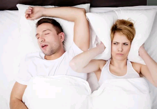 How to overcome snoring.