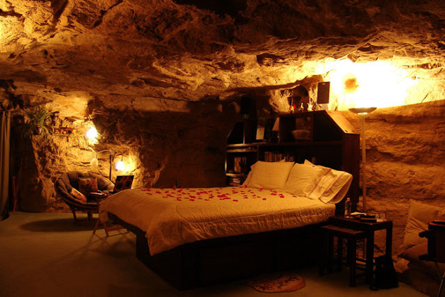 Room of Kokopelli's Cave Hotel