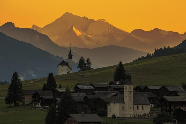 Pedesaan Swiss