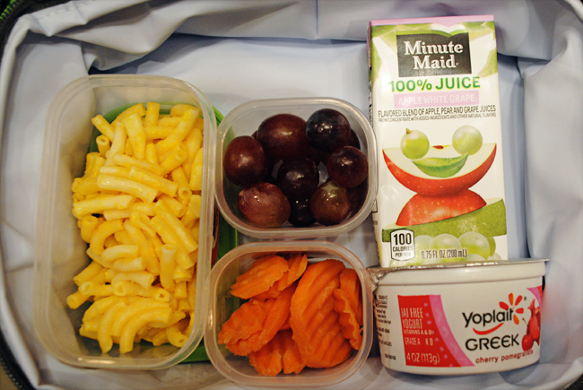 i should be mopping the floor: In Our Lunch Box This Week {No. 8}