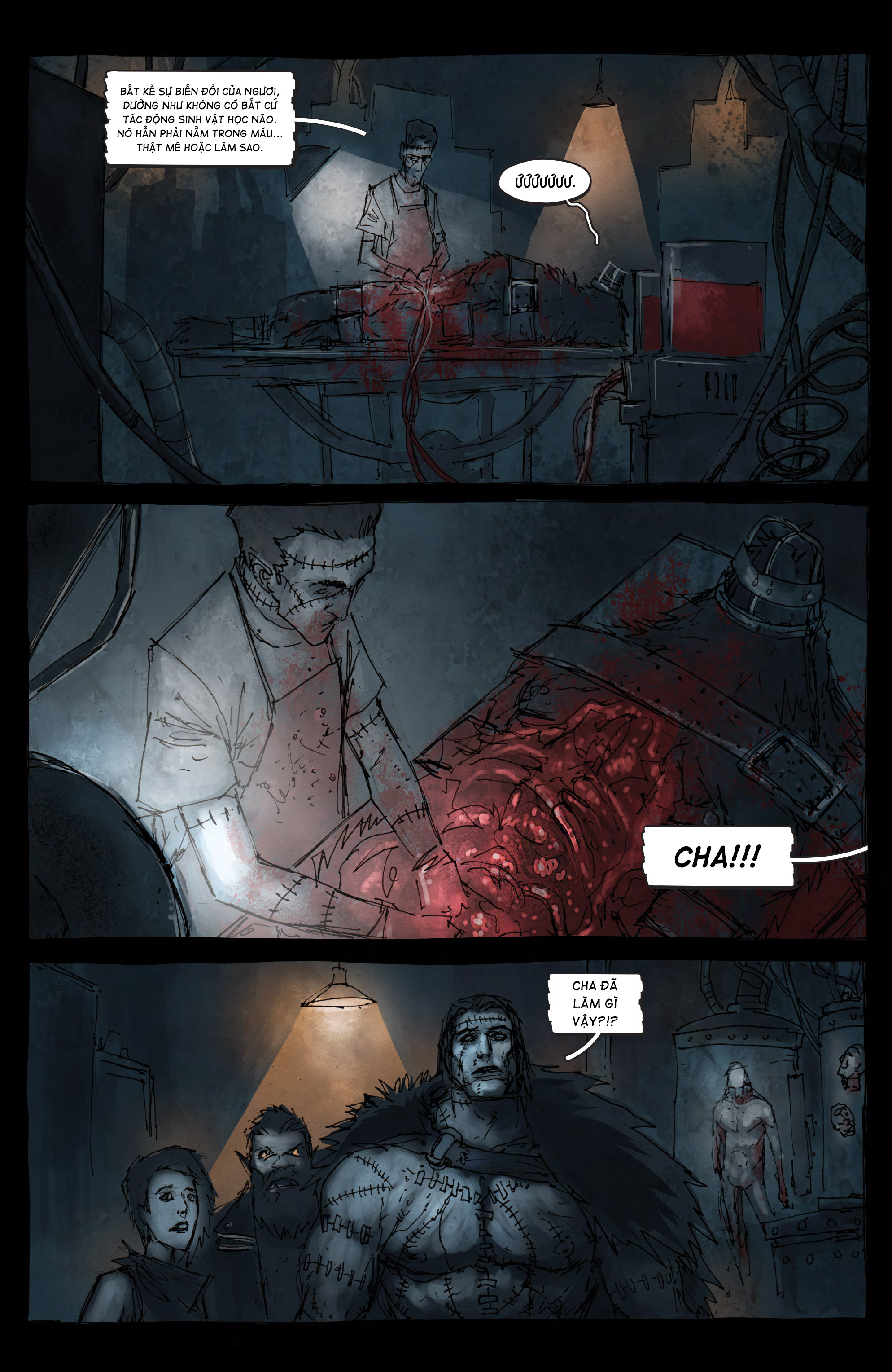 Broken Moon chương 3 trang 22
