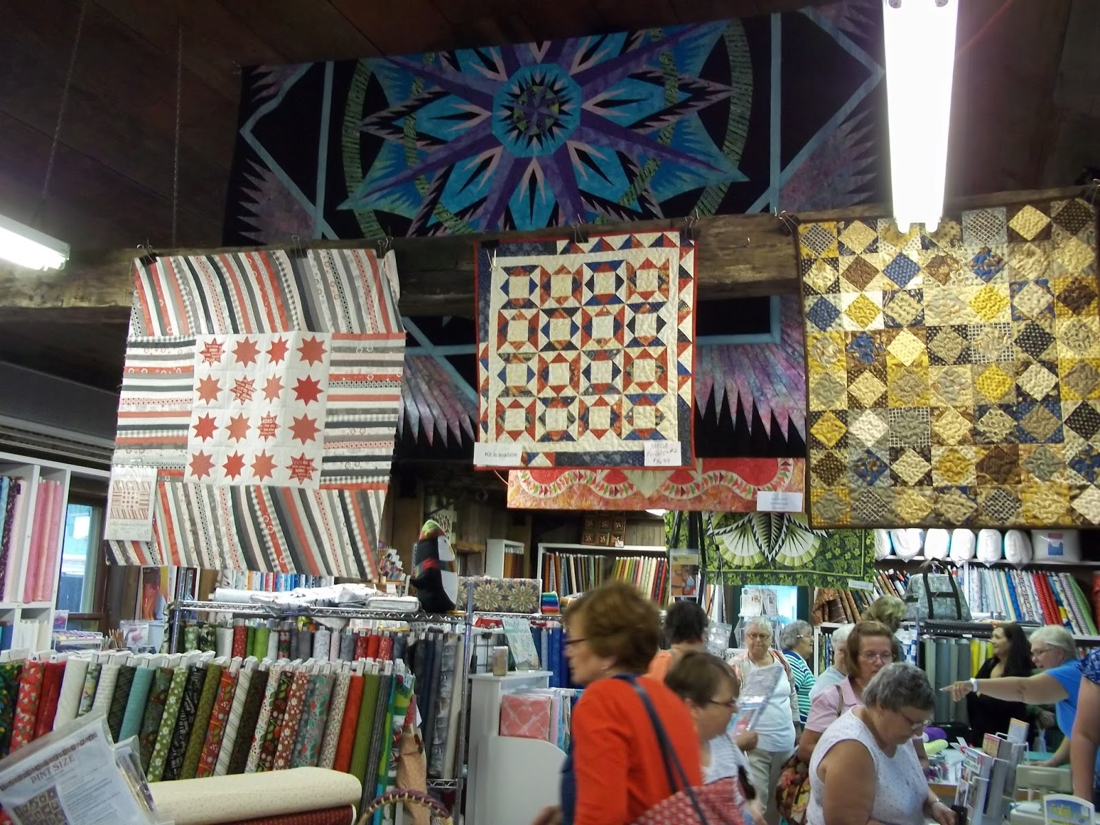 Quilt Retreats 2016 Ohio More Quilts han...