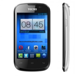 Tecno P3 Specifications, Pictures, Features