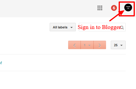 How To Write A New Post On Blogger