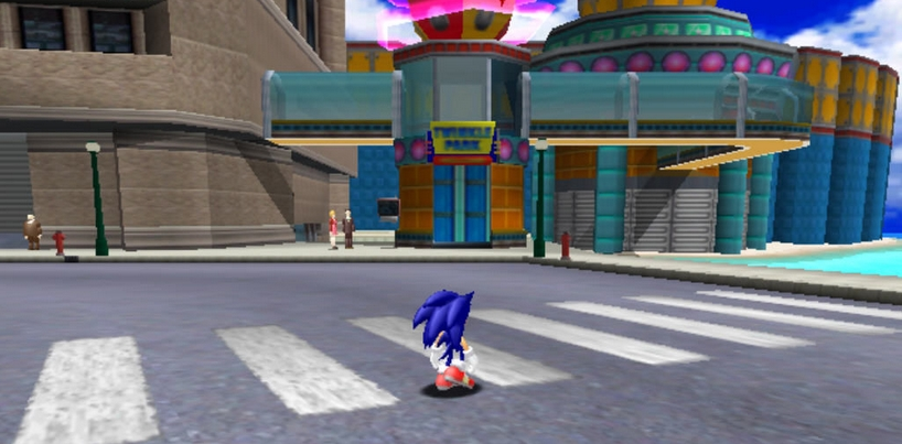 Sonic Adventure DX PC Full Español