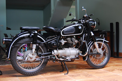 1961 bmw r27 for sale classic and vintage motorcycles. Black Bedroom Furniture Sets. Home Design Ideas