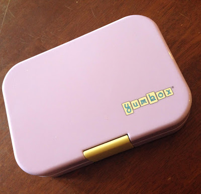 Review: Yumbox Leakproof Bento Lunch Box