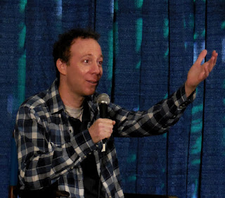 Kevin Sussman at Shore Leave 39