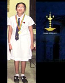 Chess champion Anuki of Visakha ranked first at GCE O/L examination