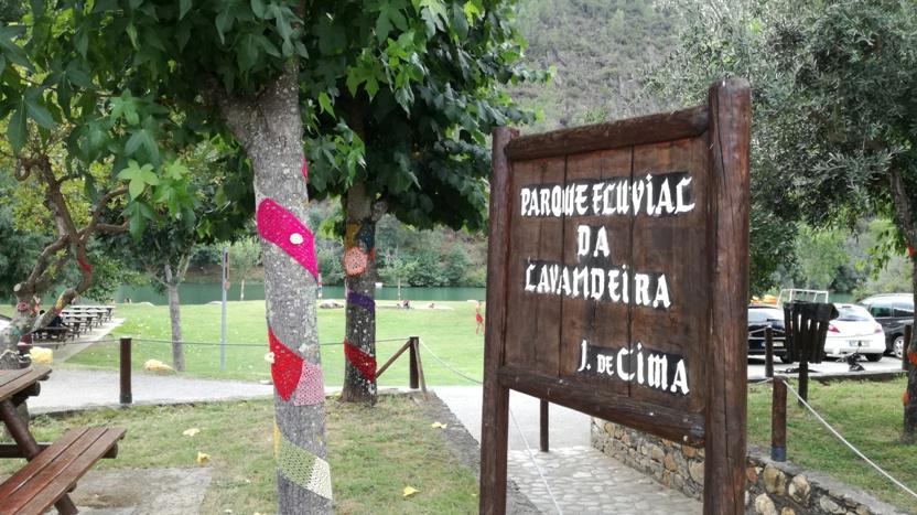 Parque Fluvial da Lavandeira - Janeiro de Cima