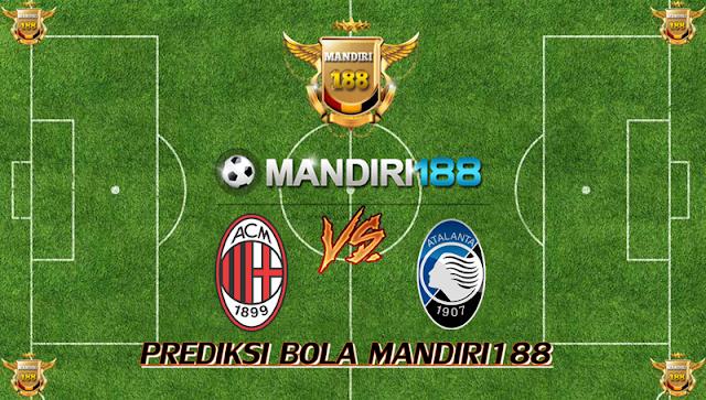 AGEN BOLA - Prediksi AC Milan vs Atalanta 24 Desember 2017
