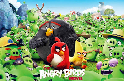 Angry Birds 2016 Watch full movie online