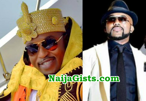 oluwo iwoland commands spirits banky w cancer afflict him