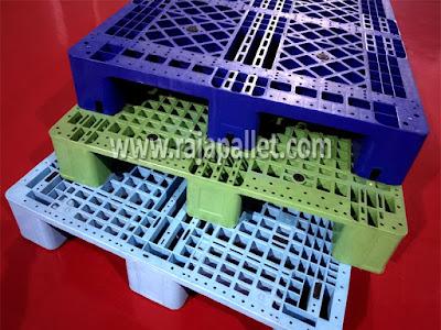 Pallet Plastik Rajapallet, Pallet Racking Baru, Harga Termurah