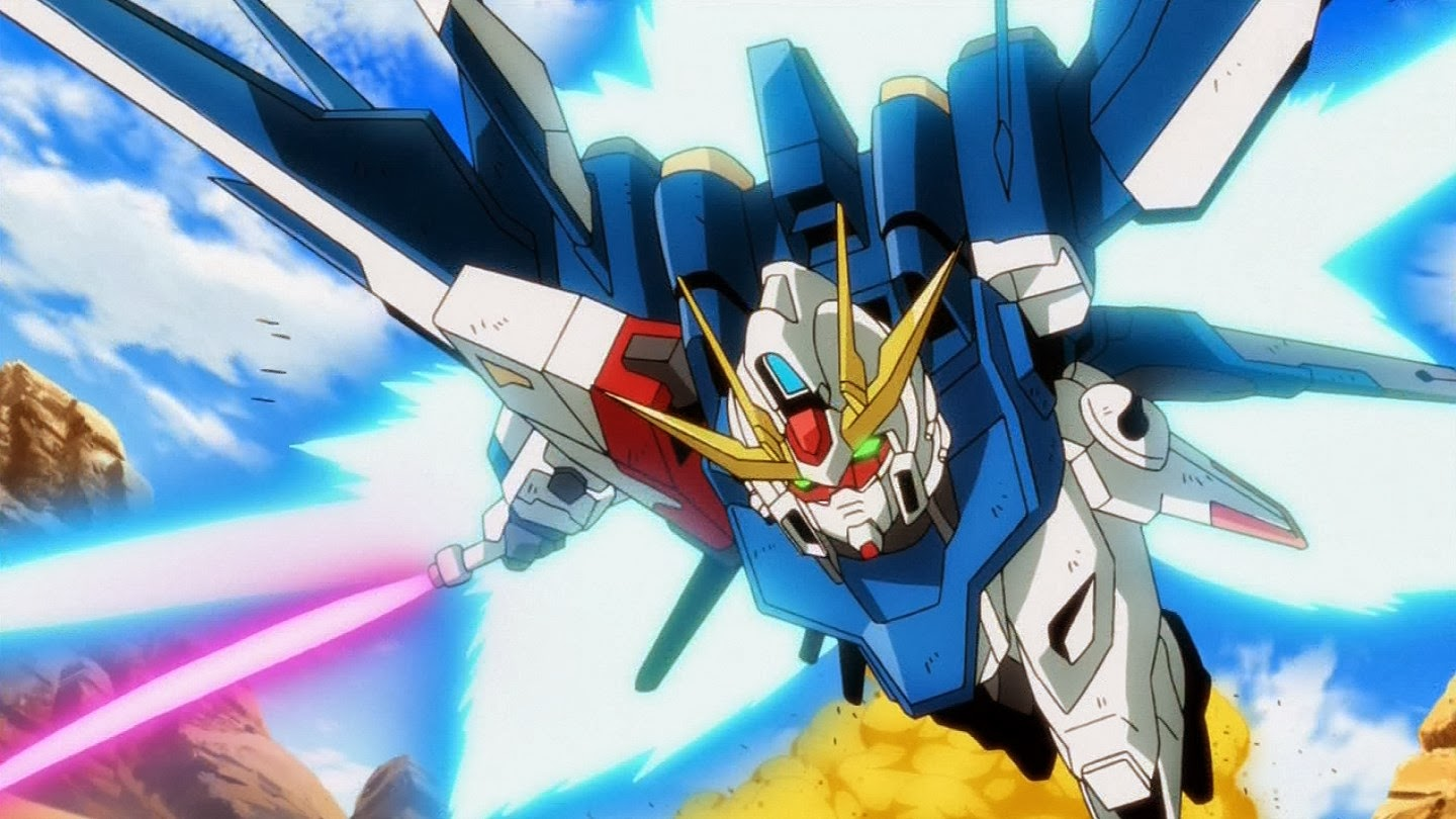 Gundam build fighters producer one more special chapter for Domon in gundam build fighters