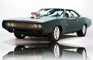 1970 Dodge Charger RT For Furious Movie Front Picture