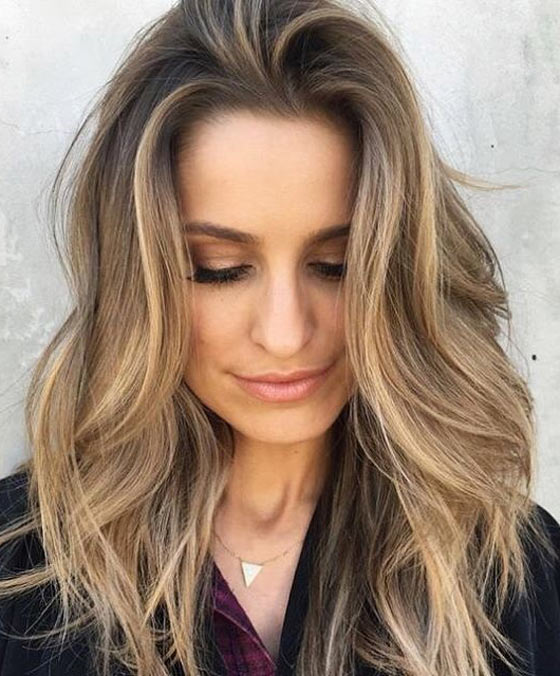 Best Hair Colors For Blue Eyes And Olive Skin Hairstyles