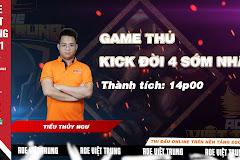 Thống kê những kỷ lục của AoE Việt Trung 2021 trước vòng đấu cuối cùng