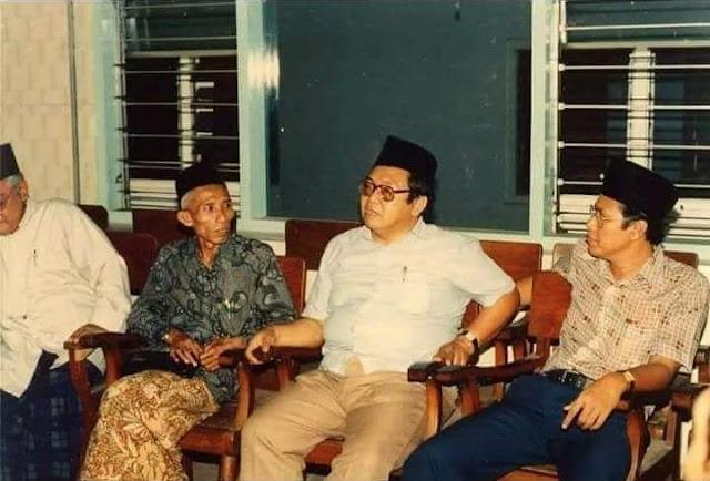 KH. Marzuki Mustamar : Gus Dur Tidak Ingin Kebaikannya Dibicarakan Orang