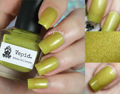 Vapid Lacquer Doheney | California Jelly Holos Collection