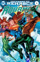DC Renascimento: Aquaman #6