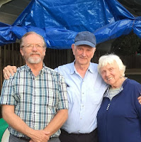 Eric, Norm, and Edie