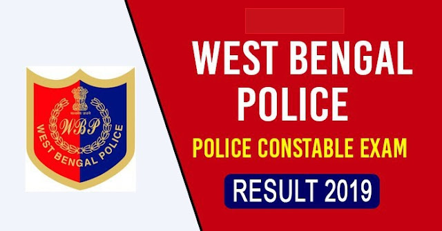 West Bengal Police | Constable Exam | Result