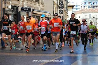 Recuerdos Media Maraton Leon