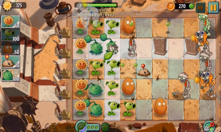 تحميل لعبة النباتات ضد الزومبي 2 للكمبيوتر