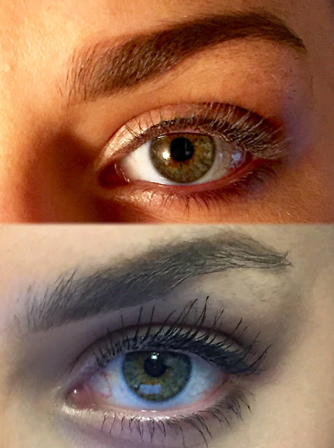 Lashes, brows, eyebrows, mascara, loreal, anastasia beverly hills, green eyes