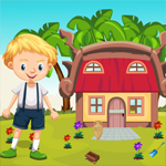 G4K Innocent Cute Boy Rescue Game
