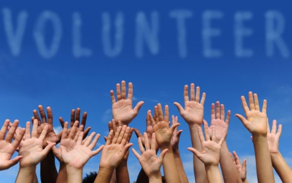 volunteerism thru social media