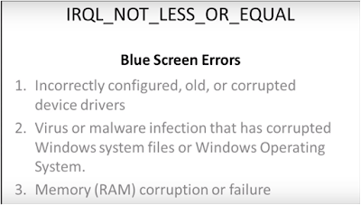 Blue-screen-error