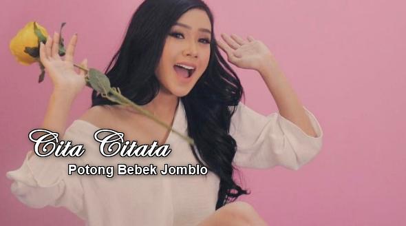 (5,44MB) Lagu Cita Citata Potong Bebek Jomblo Mp3 Mp4 Free Download,Cita Citata, Dangdut, Dangdut Remix,