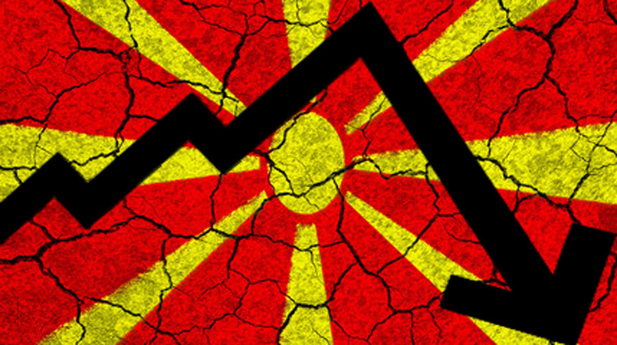 VMRO-DPMNE: Government takes on more debt – no projects, higher salaries and pensions